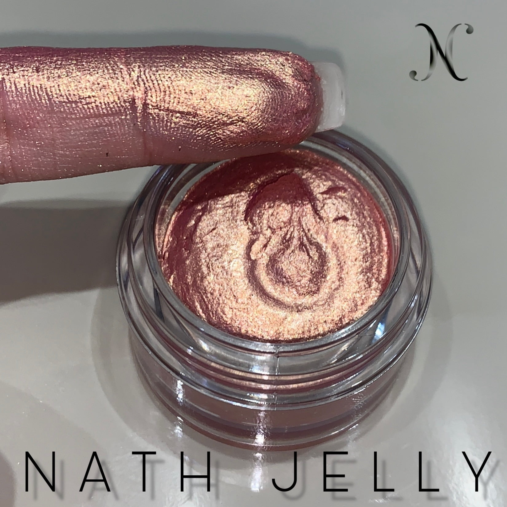 NATH JELLY - ROSE GOLD