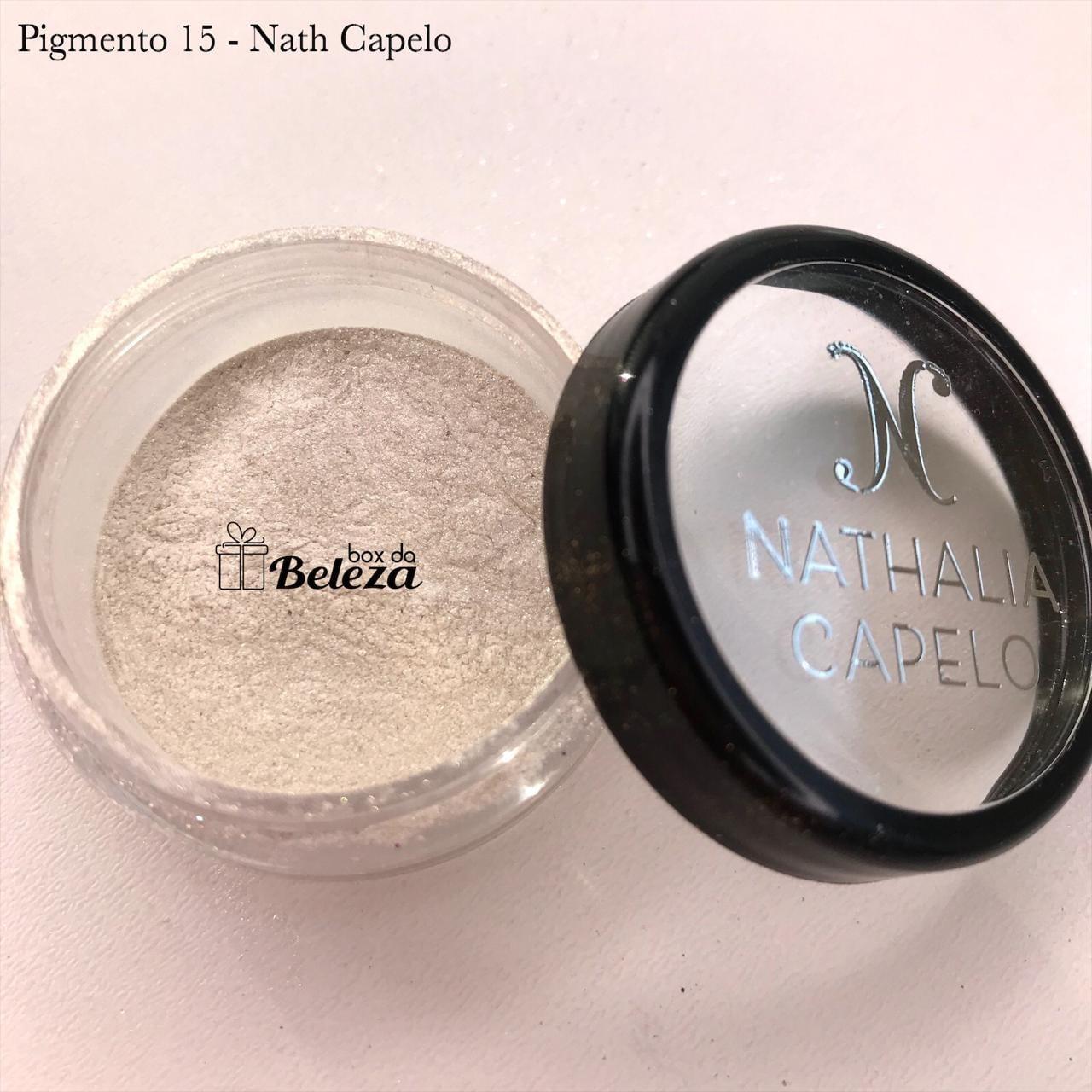 PIGMENTO 15 - NATH CAPELO