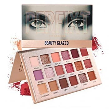 PALETA DE SOMBRA - PERFECT MIX - BEAUTY GLAZED