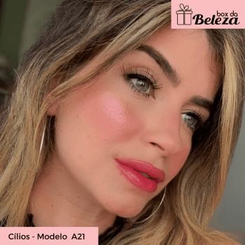 CÍLIOS POSTIÇOS - MODELO A21